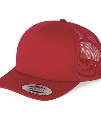 Yupoong-Flex Fit 6320 Foam Trucker Cap with Curved Visor Catalog
