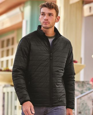 Independent Trading Co. EXP100PFZC Puffer Jacket Catalog