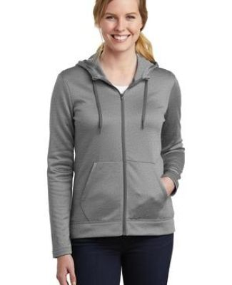 Nike AH6264  Ladies Therma-FIT Full-Zip Fleece Hoodie Catalog
