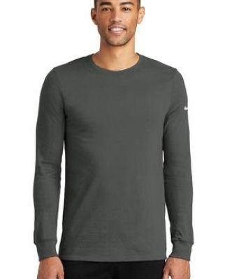 Nike BQ5230  Dri-FIT Cotton/Poly Long Sleeve Tee Catalog