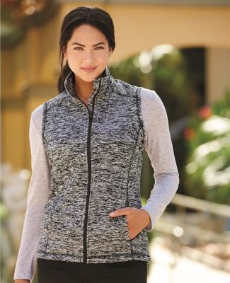 J America 8625 Cosmic Fleece Women's Vest Catalog