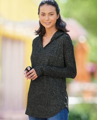 J America 8655 Cozy Fleece Women's Hooded Pullover Catalog