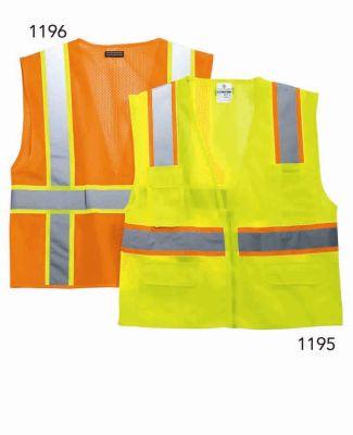 ML Kishigo 1195-1196 Ultra-Cool Multi Pocket Vest Catalog