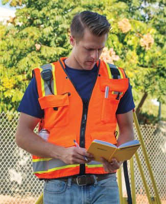 ML Kishigo S5000-01 Professional Surveyors Vest Catalog