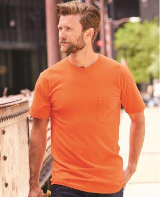 Hanes W110 Workwear Short Sleeve Pocket T-Shirt Catalog