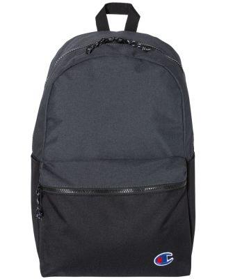 Champion Clothing CS1000 21L Script Backpack Heather Black/ Black