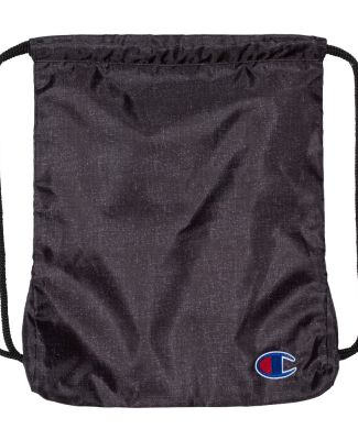 Champion Clothing CS3000 Carry Sack Heather Black
