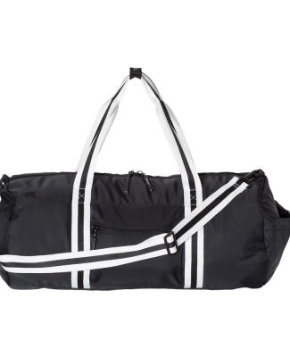 Champion Clothing CS2003 44L Branded Duffel Bag Black