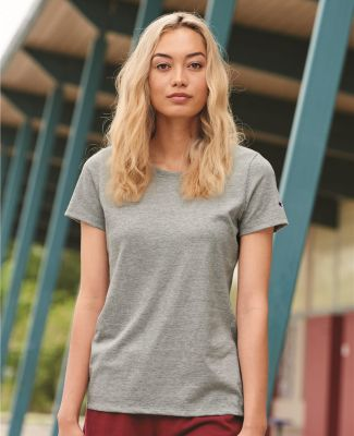 Champion Clothing CP20 Women's Premium Fashion Classics Short Sleeve T-Shirt Catalog
