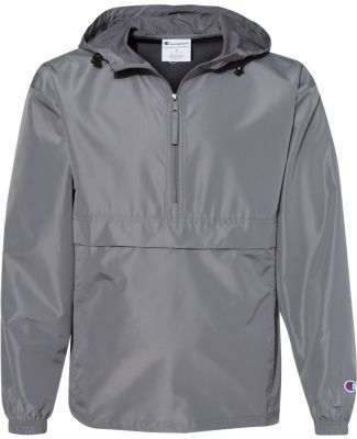 Champion Clothing CO200 Packable Jacket Graphite