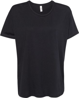 Next Level Apparel N1530 Ladies Ideal Flow T-Shirt BLACK