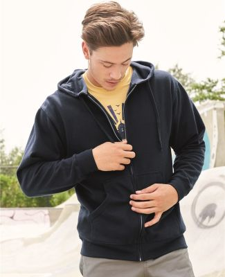 AFX4000Z Independent Trading Co. Full-Zip Hooded Sweatshirt Catalog