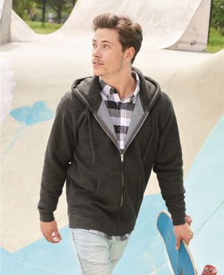 Independent Trading Co. - Full-Zip Hooded Sweatshirt - IND4000Z Catalog