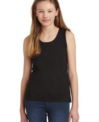 District Clothing DT6303YG District    Girls V.I.T.    Tank Catalog