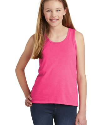 District Clothing DT6303YG District    Girls V.I.T Fuchsia Frost