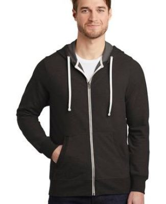 District Clothing DT356 District    Perfect Tri    French Terry Full-Zip Hoodie Catalog