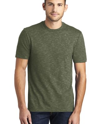 District Clothing DT564 District    Medal Tee Olive