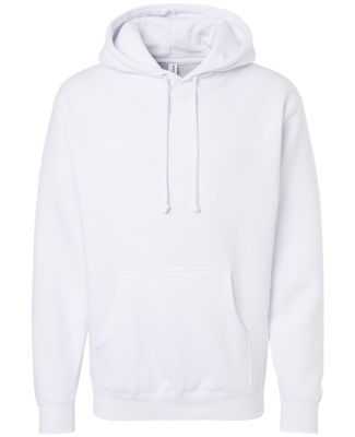 Independent Trading Co. - Hooded Pullover Sweatshi White