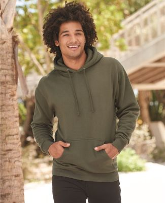 Independent Trading Co. - Hooded Pullover Sweatshirt - IND4000 Catalog