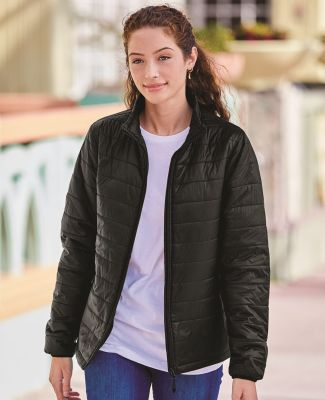 Independent Trading Co. EXP200PFZ Women's Puffer Jacket Catalog