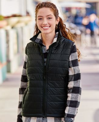 Independent Trading Co. EXP220PFV Women's Puffer Vest Catalog