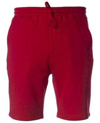 Independent Trading Co. IND20SRT Midweight Fleece  Red