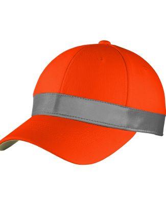 Cornerstone CS802 CornerStone  ANSI 107 Safety Cap Safety Orange