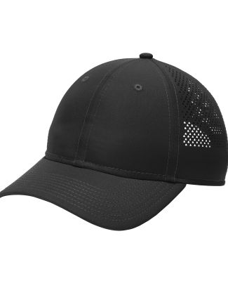 New Era NE406   Perforated Performance Cap Black