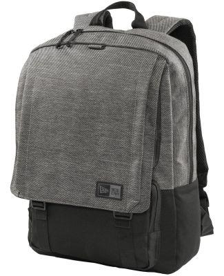 New Era NEB202   Legacy Backpack Black Tw He/Bk