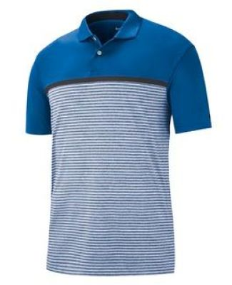 Nike BV1320  Tiger Woods Vapor Stripe Polo Catalog
