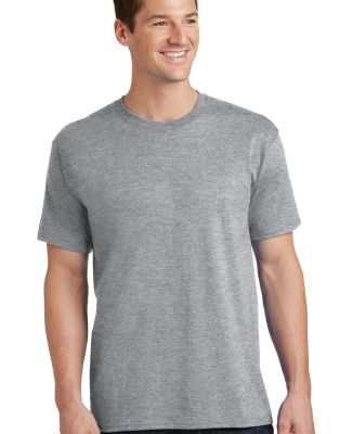 Port & Company PC54T  Tall Core Cotton Tee Athletic Hthr