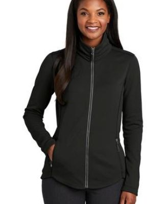 Port Authority Clothing L904 Port Authority  Ladies Collective Smooth Fleece Jacket Catalog