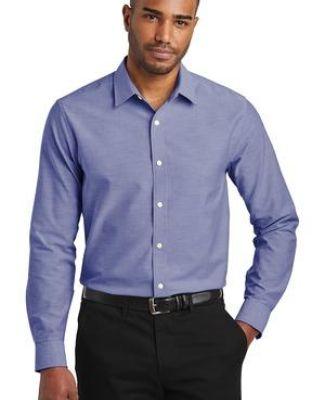 Port Authority Clothing S661 Port Authority  Slim Fit SuperPro  Oxford Shirt Catalog