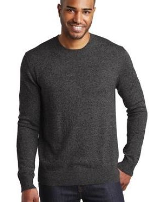 Port Authority Clothing SW417 Port Authority  Marled Crew Sweater Catalog