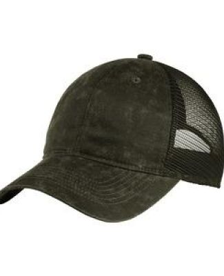 Port Authority Clothing C927 Port Authority  Pigment Print Mesh Back Cap Catalog