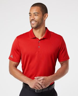 Adidas Golf Clothing A230 Performance Sport Shirt Catalog