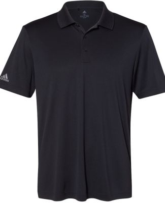 Adidas Golf Clothing A230 Performance Sport Shirt Black