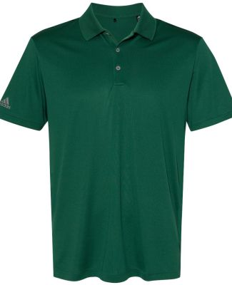 Adidas Golf Clothing A230 Performance Sport Shirt Collegiate Green