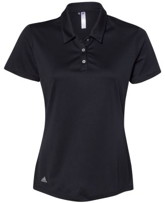 Adidas Golf Clothing A231 Women's Performance Spor Black
