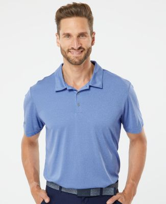 Adidas Golf Clothing A240 Heathered Sport Shirt Catalog
