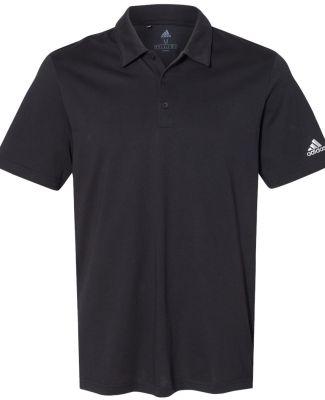 Adidas Golf Clothing A322 Cotton Blend Sport Shirt Black