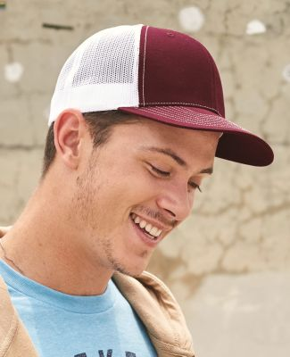Richardson Hats 112 Snapback Trucker Cap Catalog