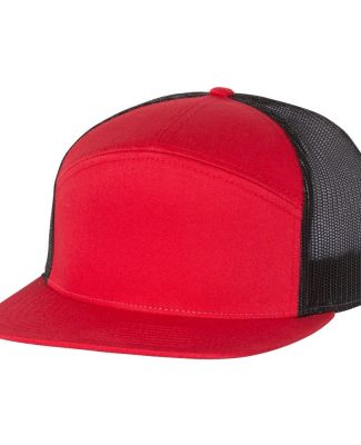 Richardson Hats 168 Hi-Pro 7- Panel Trucker Cap Catalog