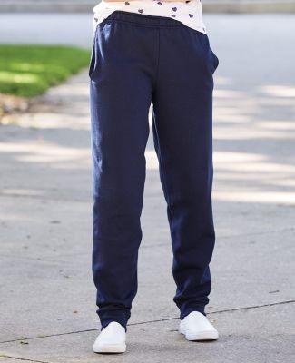 Jerzees 975YR Youth NuBlend® Jogger Fleece Pant Catalog