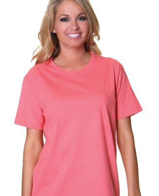 Cotton Heritage L7410 Scoop-Neck T-Shirt Catalog