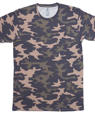 Cotton Heritage MC1040C Unisex Short Sleeve T-Shirt Catalog