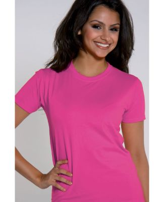 Cotton Heritage LC1060 Crewneck Tee with Spandex Catalog