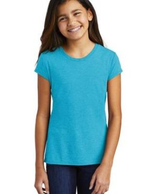 District Clothing DT130YG District    Girls Perfect Tri    Tee Catalog