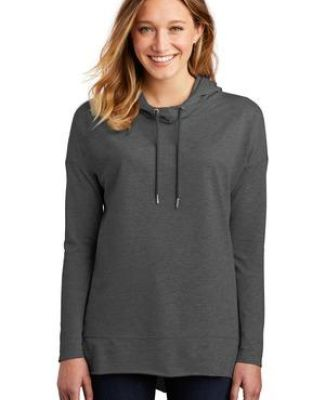 District Clothing DT671 District    Women's Featherweight French Terry    Hoodie Catalog