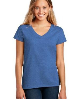 District Clothing DT8001 District    Women¿s Re-Tee    V-Neck Catalog